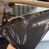 304 a laminé à froid le fini de miroir de feuille d'acier inoxydable avec le PVC