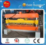 Metalldach und Wand-Platten-Pressmaschine