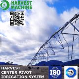 中心のピボットの中国の農場の用水系統