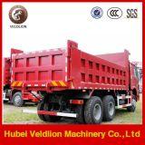 Sinotruk 6*4 HOWO 10 Wiel 20 de Vrachtwagen van de Kipper van de Vrachtwagen van de Stortplaats van 25 Ton 25t 25m3