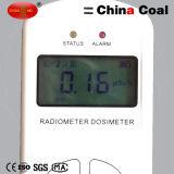 Detector del radiómetro del dosímetro de la gamma de la visualización de LED de Digitaces X