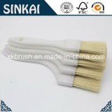 Buen control de calidad de filamento de plástico blanco de Pincel
