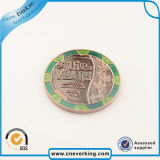Изготовленный на заказ значок эмали кнопки олова логоса для сувенира