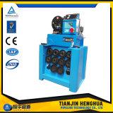 Qualité machine sertissante de boyau hydraulique automatique d'outil d'évolution rapide de 2/3/4/6/8/10 pouce