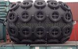 Evergreen ISO17357: 2014 Marina de los guardabarros de goma flotantes