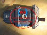 Hot~Komatsu niveleuse authentique d'origine GS360-1. Gd31RC-3. Gd605A-1. Gd600R-1 de la pompe tandem : 704-56-11101 pièces de rechange de pompe à engrenages