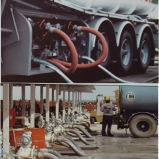 Tubo flessibile composito ad alta pressione per il trasporto dell'acqua del gas di olio