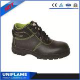 Ufa032安いRubbberの鋼鉄つま先の安全靴