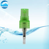 Green Fixature Mist Sprayer Plastic for Cosmetic