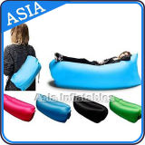 New Design Inflatable Outdoor Sofa Banana Water Sleeping Bag