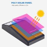 500lm de pared de luz solar Nsl-860b