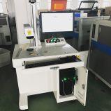 machine de marquage au laser à fibre portable de haute précision pour le métal 20W