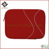 Sacchetto protettivo alla moda della cassa del manicotto di colore verde (FRT1-144)
