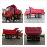HOWO Hochleistungs50ton 6X4 weg vom Straßen-Bergbau-Lastkraftwagen mit Kippvorrichtung