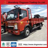 중국 HOWO 4X2 경트럭 13 톤 화물 트럭