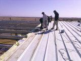 El bastidor de acero prefabricada de la luz de almacén o taller Construcción