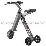 3개의 바퀴를 가진 전기 기동성 스쿠터를 접히는 빛 & Portable