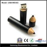 Azionamento di legno del USB di stile della matita (USB-WD303)