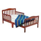 Het houten Klassieke Bed van de Peuter