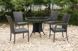 Moderne Loisirs Outdoor Lounge rotin meubles (FS-2055 + FS-2056 + FS-2057)