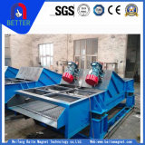 pedras salientes da secagem da capacidade 100-150t/H/tela da mineração para o sistema de processamento do cascalho da areia