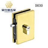 Centrale de verrouillage de porte en verre Patch le clip de verrouillage de verre de raccord D030