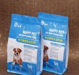 Divers sac de empaquetage en plastique estampé par coutume d'aliment pour animaux familiers de crabot de chat d'alimentation des animaux