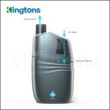 Barca Vape del kit del dispositivo d'avviamento del Kuwait della sigaretta di Kingtons E per il negozio di Vape