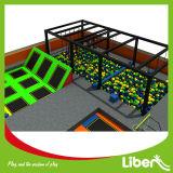 La Chine haut de page 1 Trampoline Fabricant d'enfants à l'intérieur du Parc du trampoline
