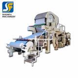 Миниая туалетная бумага делая машиной малое машинное оборудование бумаги емкости