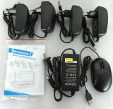 4 CCTV sin hilos DVR WiFi de Megapixel del canal 1.0