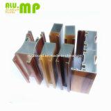 6063 profils expulsés architecturaux de l'extrusion T5 en aluminium