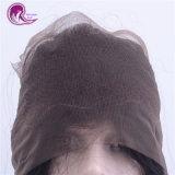 360 frontal encaje peluca directamente el pelo del Perú