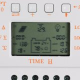 12V/24V 20A intelligenter/Batterie-Solarcontroller für Solay System M20