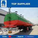 タイタンはステンレス鋼の60の液体のタンカーのトレーラーのタンカーの食用油そして乳液、000リットル容量を半運ぶ