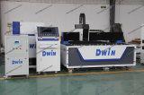 Цена автомата для резки лазера волокна CNC металлического листа/алюминия/углерода