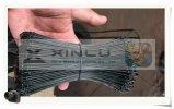 Двойной провод петли/после того как я гальванизирован & PVC покрыл провод связи петли