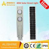 indicatori luminosi di via solari alimentati solari del giardino di obbligazione del sensore di movimento di 90LED PIR (SSL-AL-CH80)