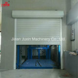 Elevatore caldo idraulico resistente di caricamento del carico del magazzino di vendita con superiore