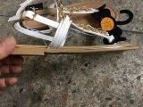 Hoogste/Hoogstaande Vrouwen/Dame Sandals, Vrouwen/Dame Slippers, Vlakke Sandals, 4800pairs