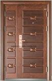 2017最上質の指紋ロックの鋼鉄機密保護のドア(EF-S123)