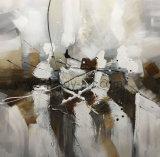 MultifunktionsÖlgemälde-abstrakte Art eigenhändig angestrichen