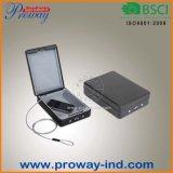 Combinação de caixa segura portátil pequena