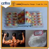 Numéro 10418-03-8 de Stanozolo d'hormones stéroïdes de qualité (Winstrol) CAS
