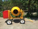 Misturador De Betão Diesel Tilting Drum (TDCM-350 tipo Itália)