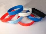 Bracelet en silicone personnalisé avec logo personnalisé