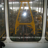 China 10 Polegadas Rio Hidráulico da Bomba de Areia Draga
