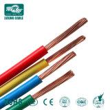 Kabel 70mm van de Draad van BV Elektrische Enige Kern