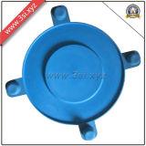 Dispositifs de couverture protecteurs de bride en plastique convenable rapide avec le goujon (YZF-H365)