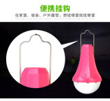 2 bulbos brillantes estupendos del LED con la función de amortiguación